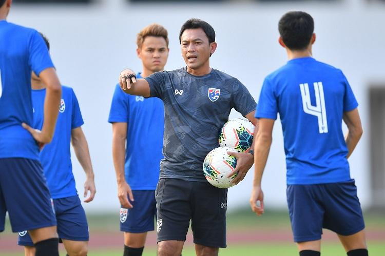 คัดบอลโลก ทีมชาติไทย ธชตวัน ศรีปาน