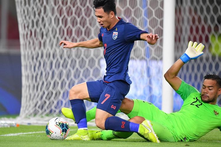 คัดบอลโลก ทีมชาติไทย อินโดนีเซีย