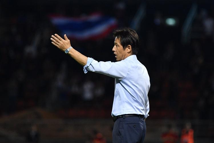 คัดบอลโลก 2022 ทีมชาติไทย อากิระ นิชิโนะ