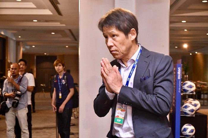 ทีมชาติไทย ยู23ชิงแชมป์เอเชีย อากิระ นิชิโนะ