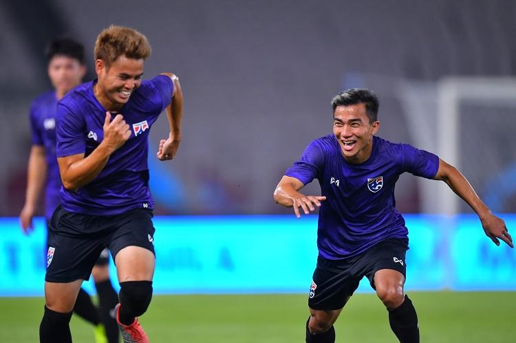 คัดบอลโกล ทีมชาติไทย