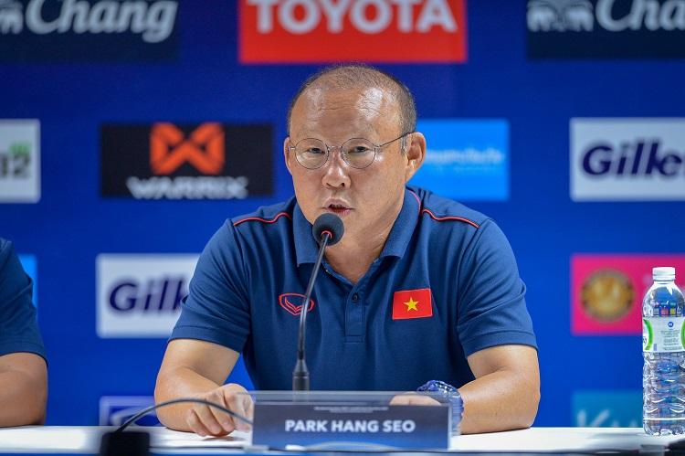 #ทีมชาติเวียดนาม #ปาร์คฮังซอ