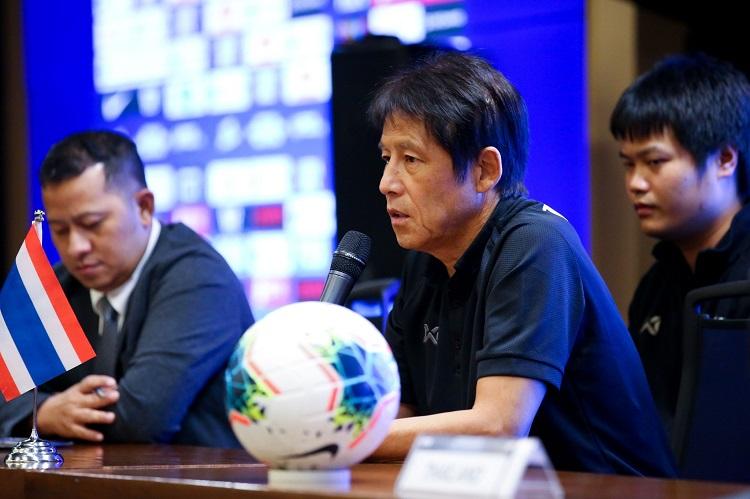 คัดบอลโลก ทีมชาติไทย อากิระ นิชิโนะ