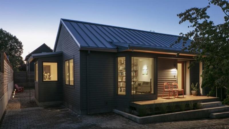 บ้านชั้นเดียว พลังงานแสงอาทิตย์ รีโนเวท รีโนเวทบ้านชั้นเดียว แสงธรรมชาติ