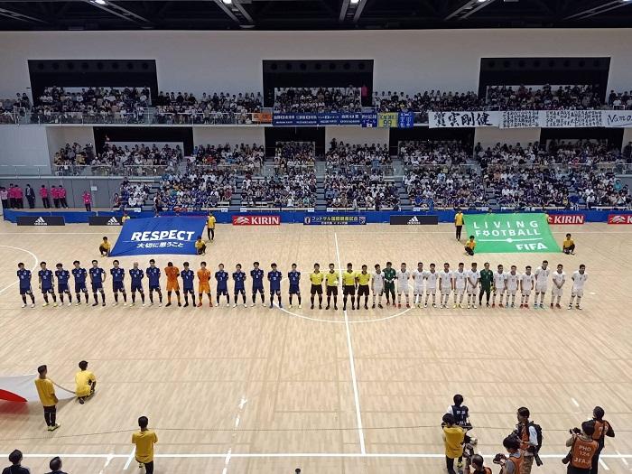 ทีมชาติไทย ฟุตซอลไทย ศุภวุฒิ เถื่อนกลาง
