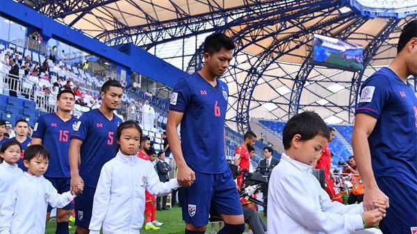 คัดบอลโลก2020 ทีมชาติไทย ราชมังคลากีฬาสถาน
