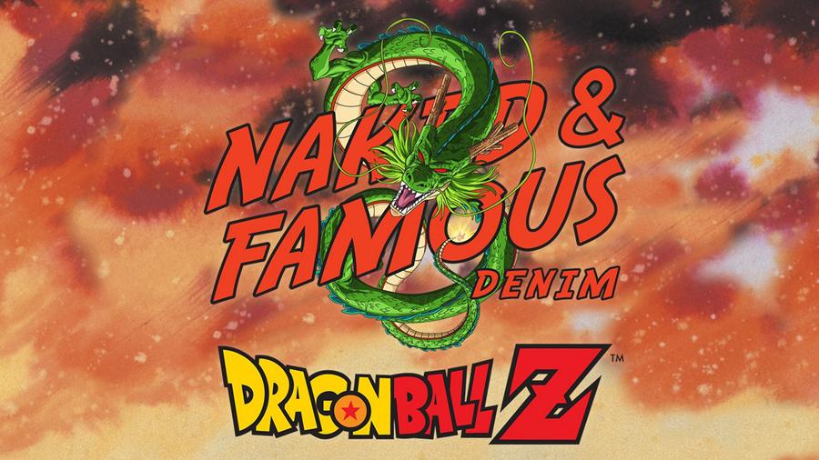 Denim Dragon Ball Z fashion Naked & Famous Pronto Super Saiyan Vegeta กางเกงยีนส์ ดราก้อนบอล ยีนส์ เบจิต้า แฟชั่น
