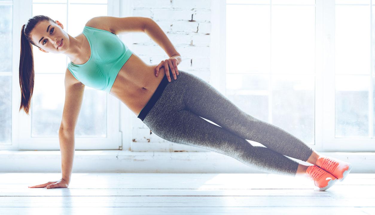 ท่าออกกำลังกาย ท่าออกกำลังกายง่ายๆ ออกกำลังกาย ไขมันส่วนเกิน