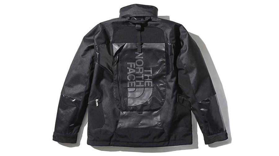 Comme des Garçons fashion jacket Junya Watanabe The North Face Tortoise เครื่องแต่งกาย แจ็คเก็ต แฟชั่น
