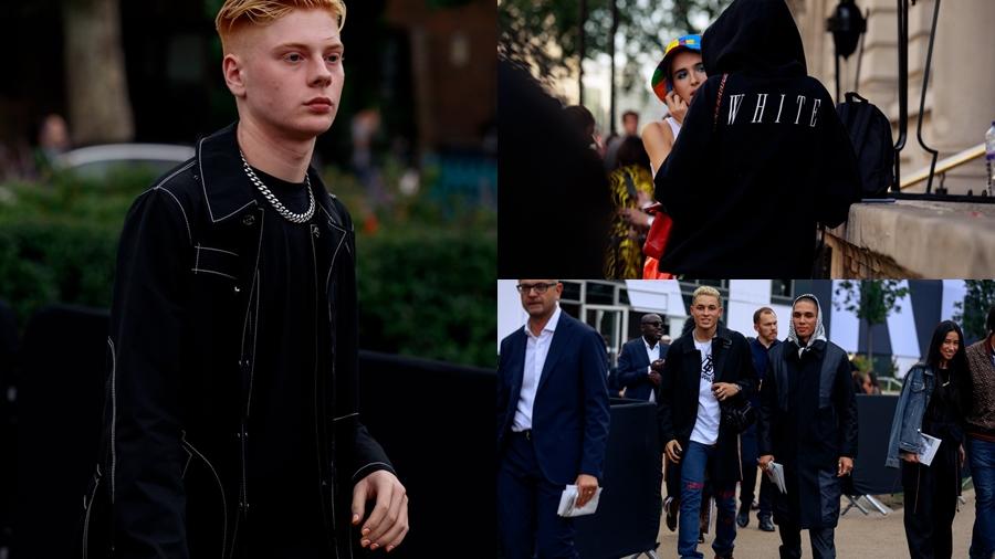 burberry fashion FASHION WEEK gucci JW ANDERSON london London Fashion Week Louis Vuitton PRADA แฟชั่น