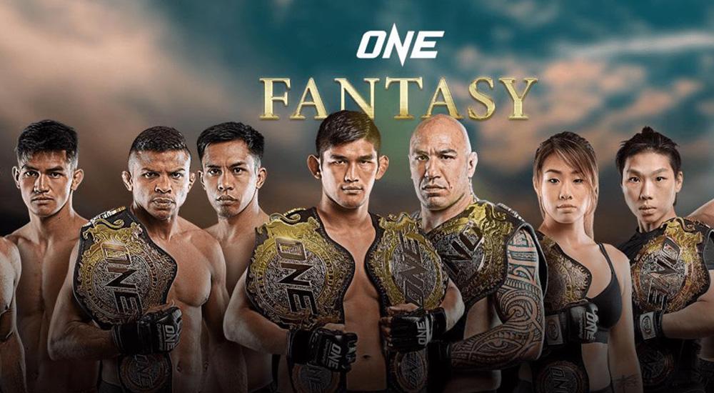 ONE Championship ONE Fantasy วัน แชมเปียนชิพ วัน แฟนตาซี