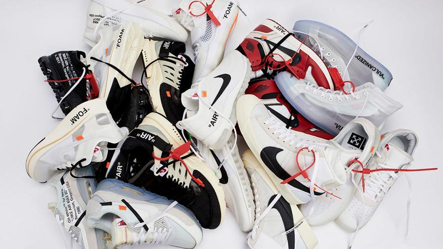 drake fashion LeBron James nike NTWRK Off-White Sneaker streetwear The NTWRK The Ten Virgil Abloh รองเท้า สตรีทแวร์ สนีกเกอร์ แฟชั่น ไนกี้