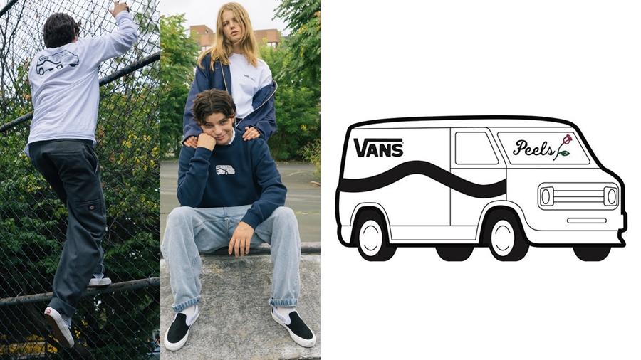 fashion Jerome Peel Jerome Peel ดีไซน์เนอร์ Peels Slip on vans workwear ดีไซน์เนอร์ สเก็ตบอร์ด เวิร์คแวร์ แฟชั่น