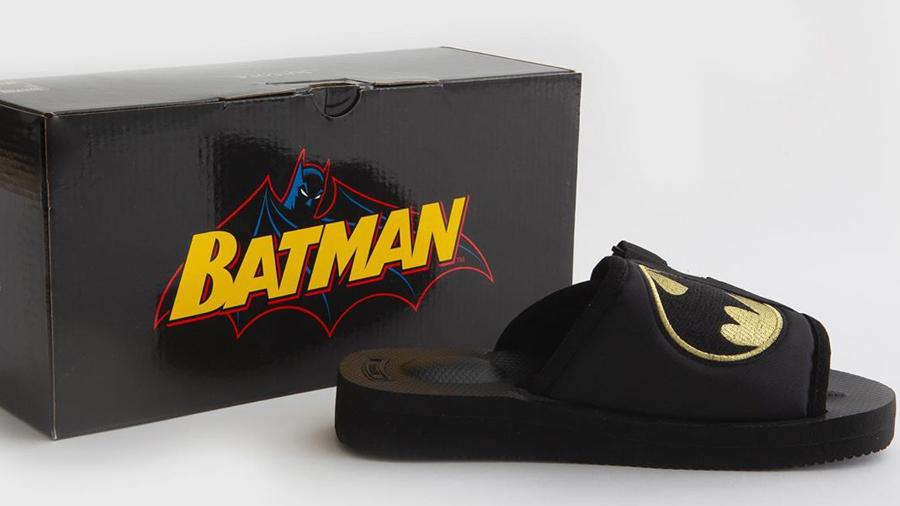 Batman KAW Sandal suicoke คอมมิค รองเท้าแตะ แบทแมน แฟชั่น