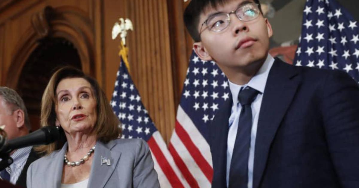 ข่าวสดวันนี้ ประท้วงฮ่องกง สหรัฐฯร่างกฎหมายช่วยฮ่องกง