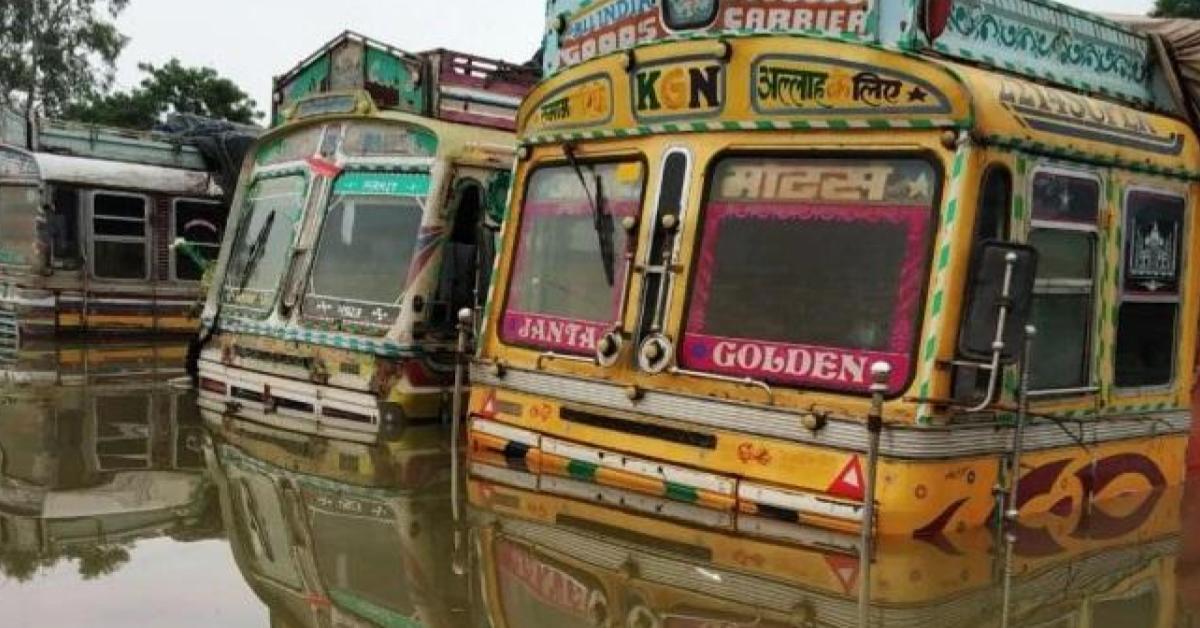ข่าวสดวันนี้ น้ำท่วม อินเดีย