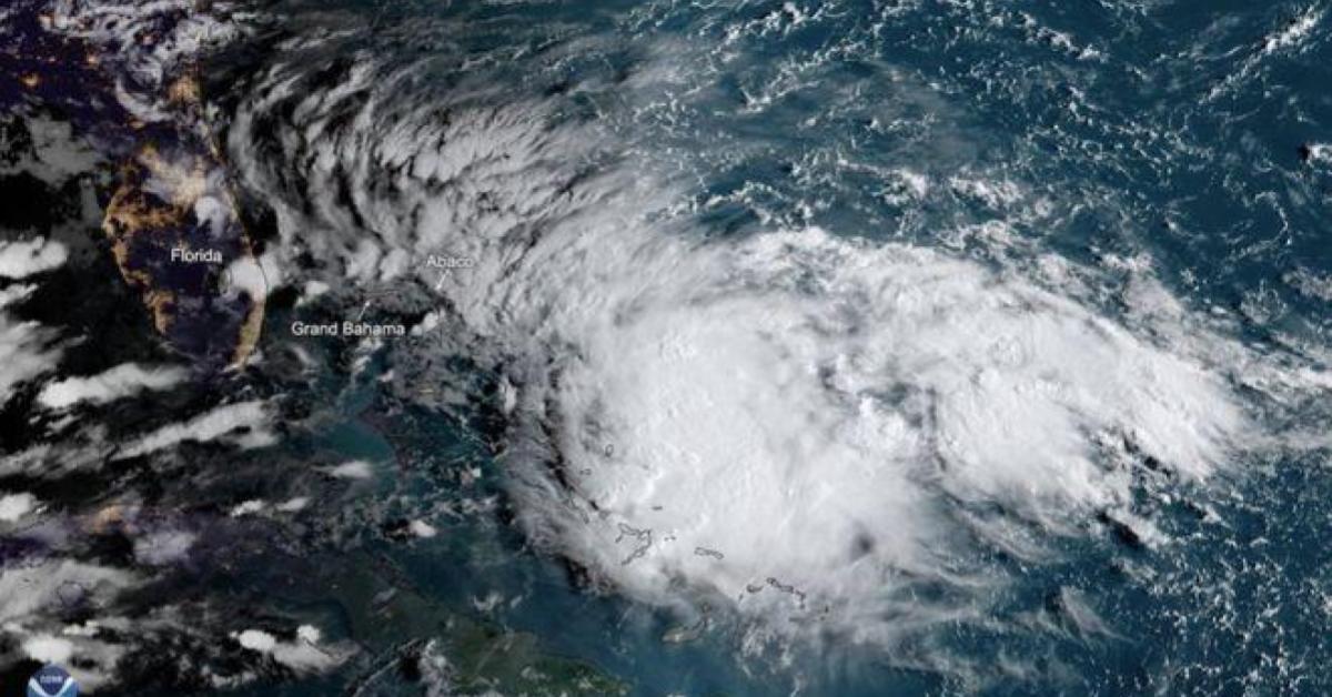 ข่าวสดวันนี้ พายุ สหรัฐฯ ฮัมเบอร์โต เฮอร์ริเคนโดเรียน