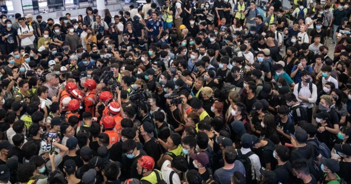 ข่าวสดวันนี้ ประท้วง ฮ่องกง