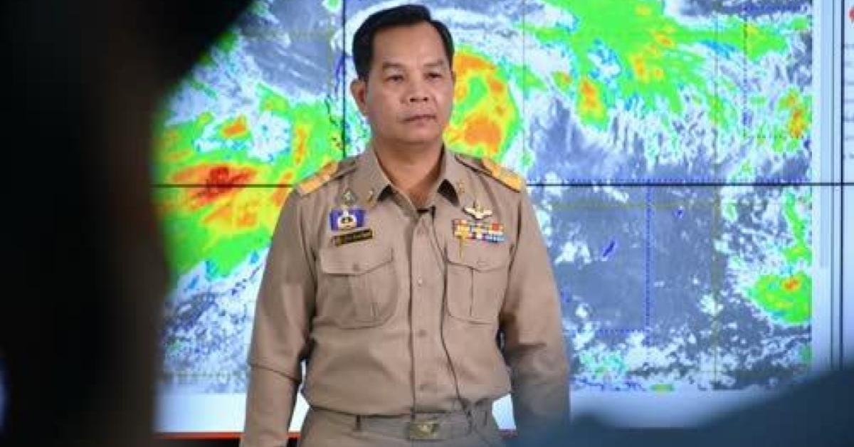 ข่าวสดวันนี้ คาจิกิ พายุโซนร้อน