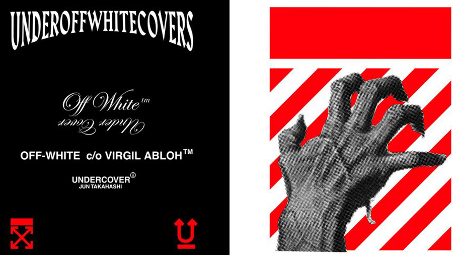 fashion Jun Takahashi Off-White streetwear UNDERCOVER UNDEROFFWHITECOVERS สตรีทแวร์ แฟชั่น