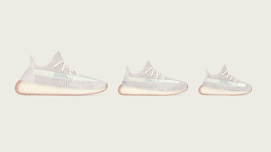 adidas Kanye West YEEZY BOOST 350 V2 CITRIN คานเย่ เวสต์ สนีกเกอร์ อาดิดาส