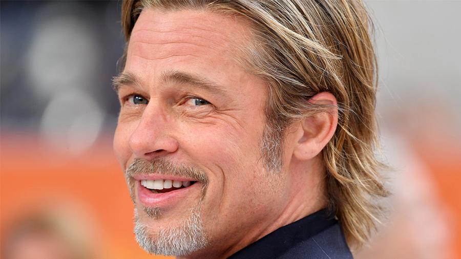 Brad Pitt ดูเเลร่างกาย วัยกลางคน แบรด พิทท์