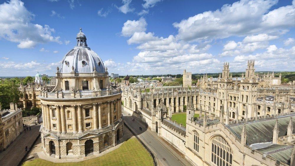 ข่าวสดวันนี้ มหาวิทยาลัย มหาวิทยาลัยที่ดีที่สุดในโลก มหาวิทยาลัยออกซ์ฟอร์ด