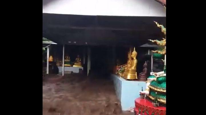 ข่าวจังหวัดลพบุรี ข่าวสดวันนี้ น้ำป่า