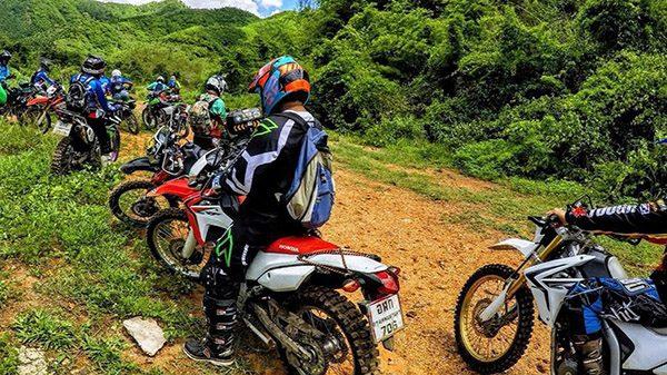 ข่าวจังหวัดกาญจนบุรี ข่าวสดวันนี้ รถวิบาก หลงป่า อุทยานแห่งชาติไทรโยค