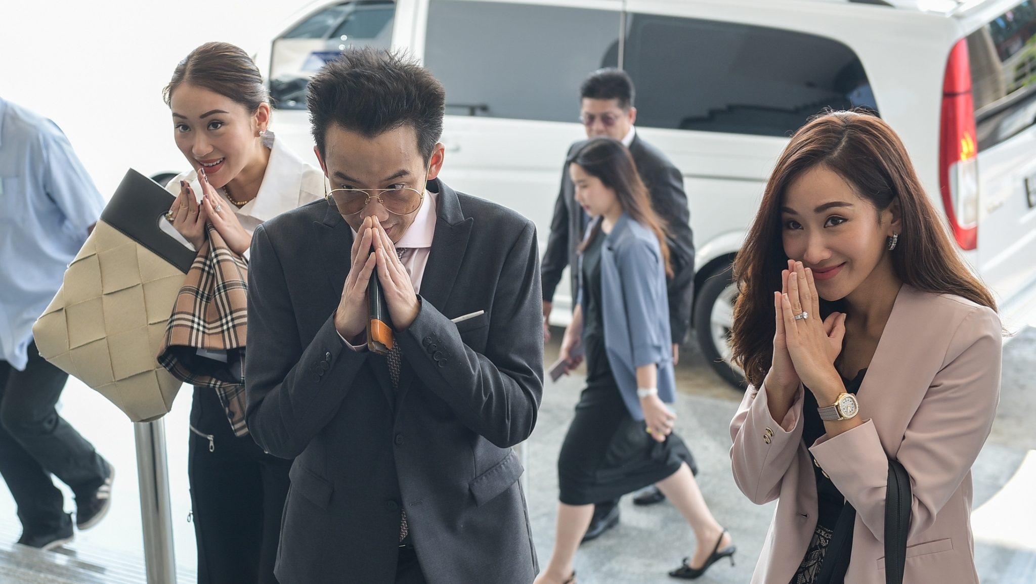 คดีปล่อยกู้กรุงไทย ธนาคารกรุงไทย โอ๊ค พานทองแท้