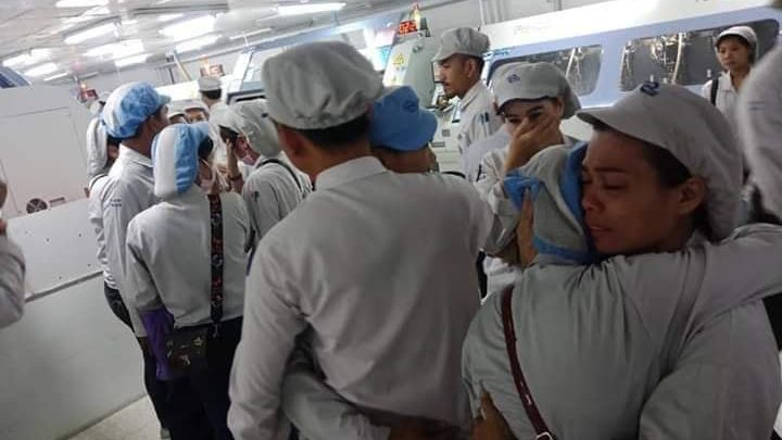 ข่าวสดวันนี้ บริษัท เอเพ็กซ์ เซอร์คิต ปลดพนักงาน สาวโรงงาน