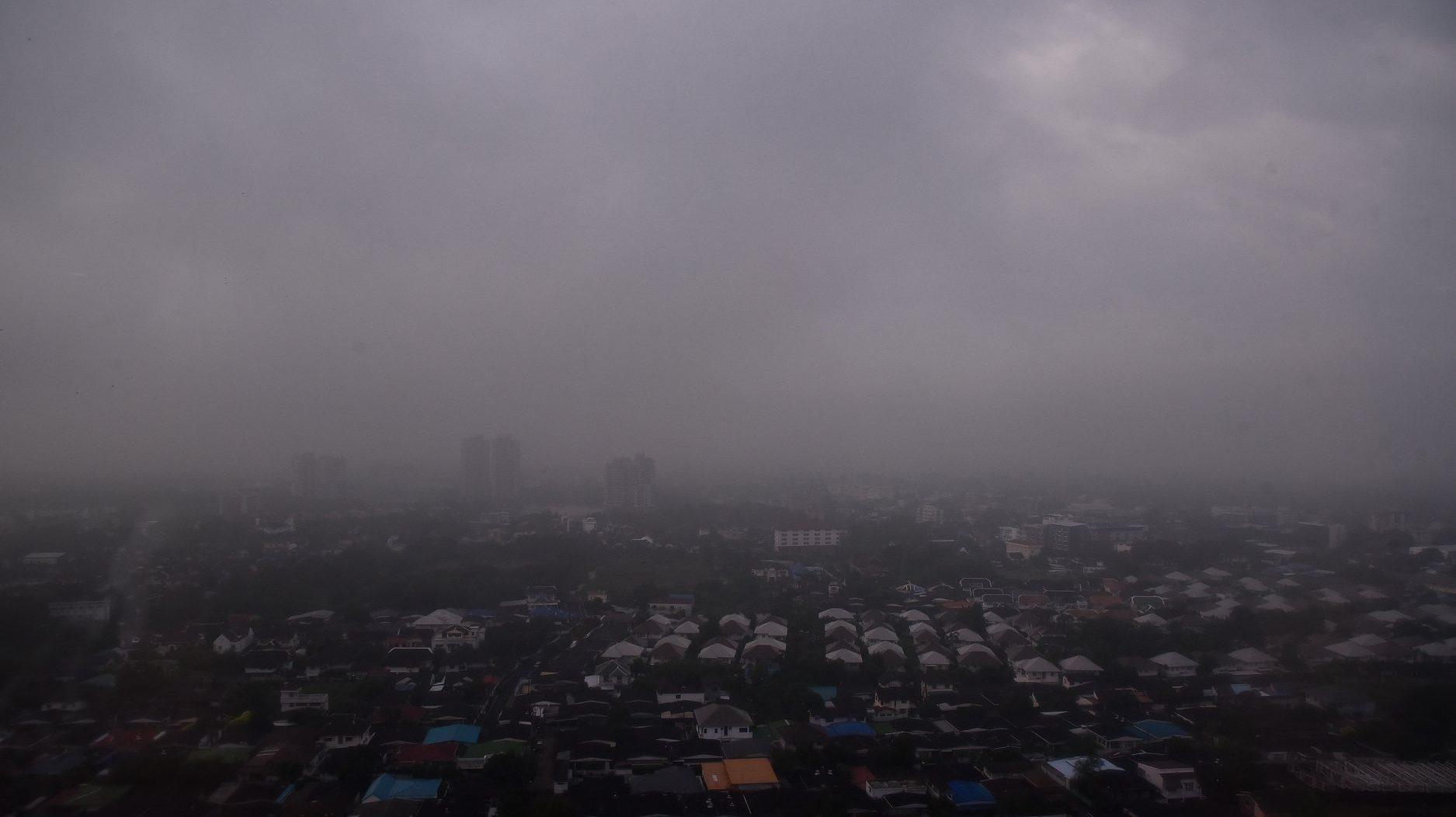 ค่าฝุ่น PM 2.5 ฝุ่น ฝุ่น PM 2.5