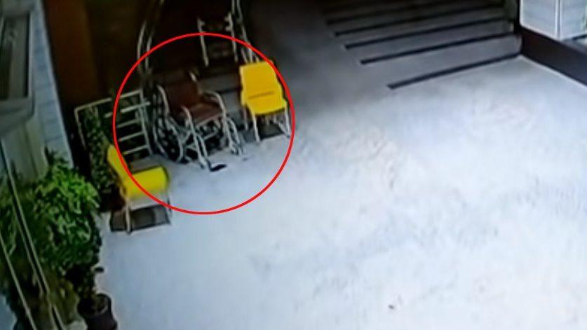 ข่าวสดวันนี้ ข่าวอินเดีย รถเข็นผีสิง