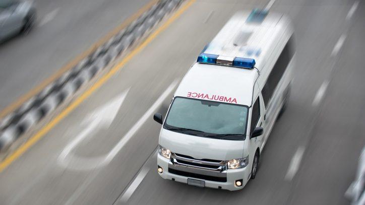รถ 1669 รถพยาบาล