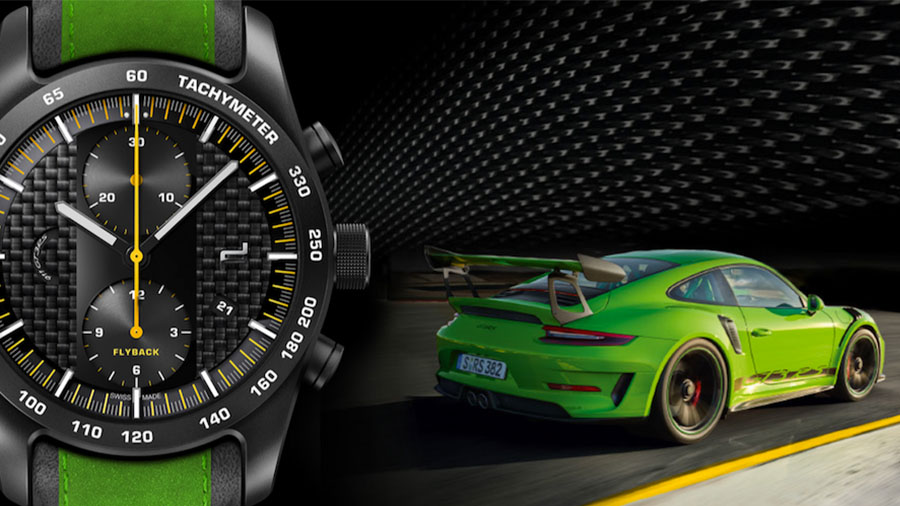 Chronograph GT3 RS GT3 RS porsche ซูเปอร์คาร์ พอร์ช รถสปอร์ต