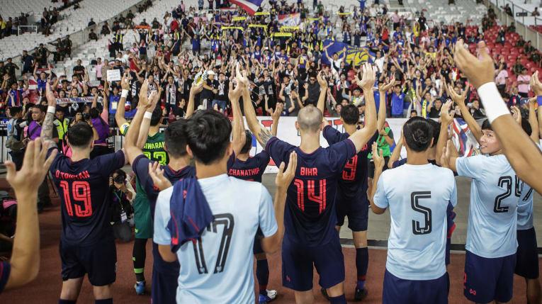 ทีมชาติไทย ฟุตบอลโลก สุภโชค สารชาติ