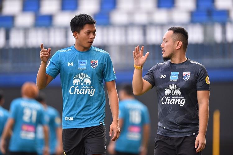 คัดบอลโลก2022 ทีมชาติไทย พรรษา เหมวิบูลย์