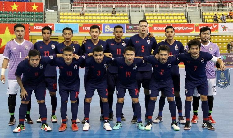 ทีมฟุตซอลทีมชาติไทย ฟุตซอลชิงแชมป์อาเซี่ยน2019