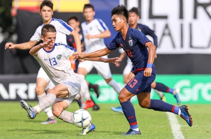 GSB Bangkok Cup 2019 ยช.19ปีทีมชาติไทย