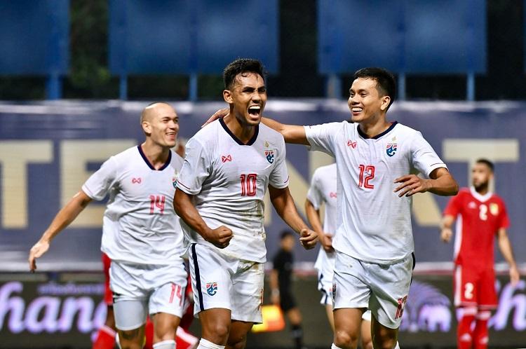 คองโก คัดบอลโลก2022 ทีมชาติไทย