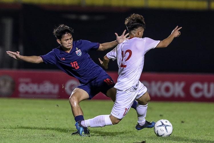 19ปีทีมชาติไทย GSB Bangkok Cup 2019