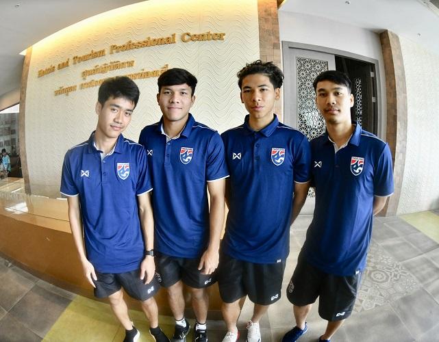ทีมชาติไทยชุดใหญ่ เบนจามิน เดวิส
