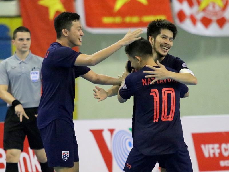 ชิงแชมป์อาเซี่ยน2019 ฟุตซอลทีมชาติไทย