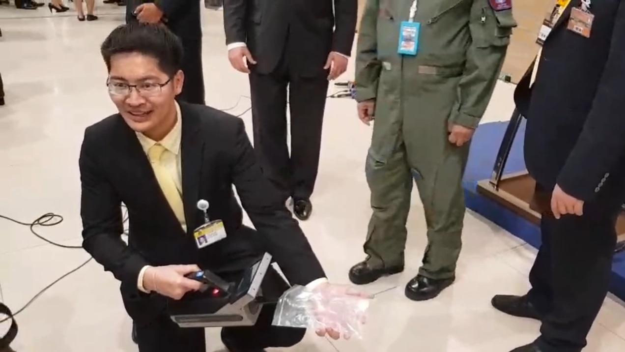 TNT มงคลกิตติ์ สุขสินธารานนท์ ระเบิด TNT รัฐสภา