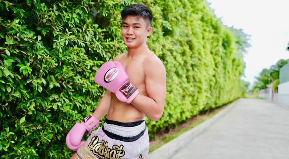 ONE Championship ONE: MASTERS OF FATE แสงมณี เสถียรมวยไทยยิม