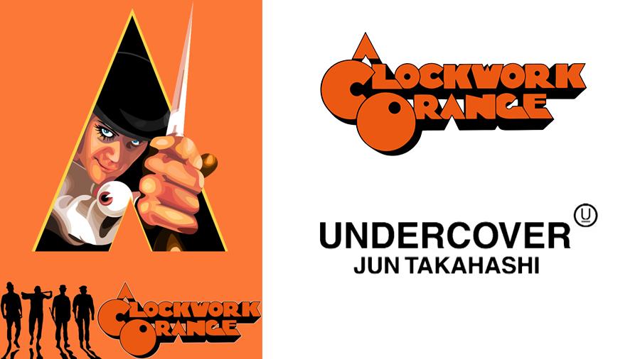 A Clockwork Orange Alex DeLarge fashion Jun Takahashi Stanley Kubrick streetwear UNDERCOVER สตรีทแวร์ แฟชั่น