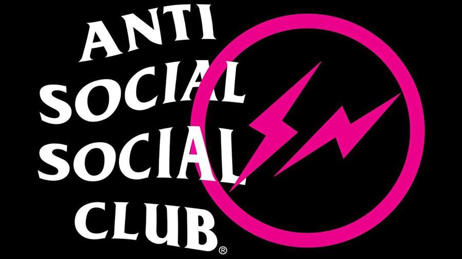Anti Social Social Club ASSC fashion Fragment Design Hiroshi Fujiwara streetwear สตรีทแวร์ เครื่องแต่งกาย แฟชั่น