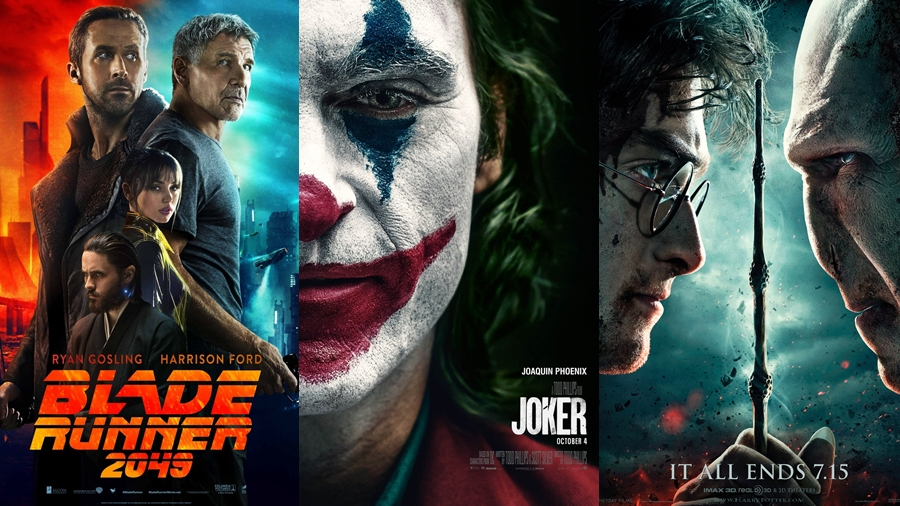 Bohemian Rhapsody Dunkirk Hollywood Joker Mad Max Fury Road Once Upon a Time in Hollywood poster Works Advertising ภาพยนตร์ มาร์ค สุวภาคย์ ฮอลลิวูด โปสเตอร์
