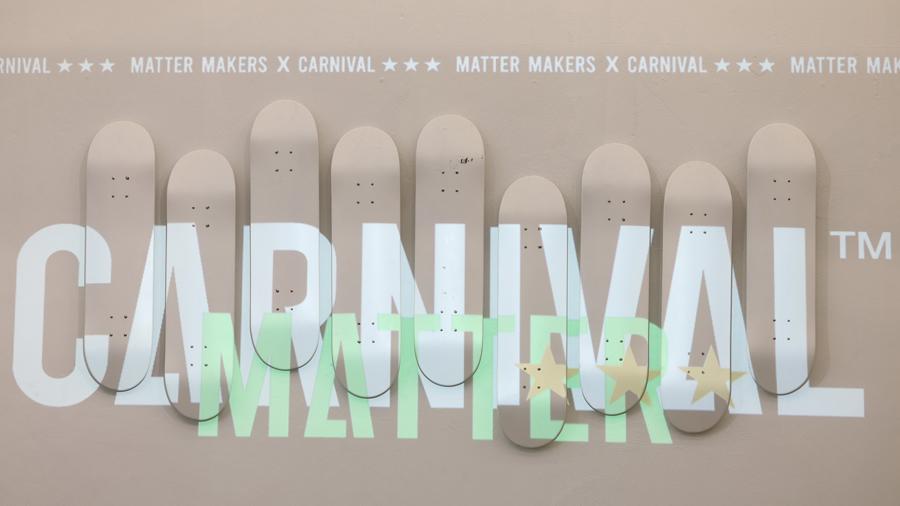 carnival fashion Matter Makers streetwear สตตรีทแวร์ แฟชั่น