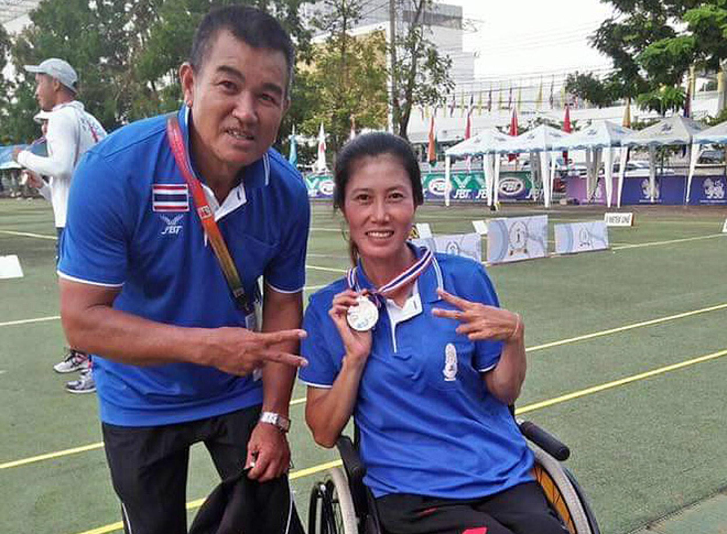 จุตินันท์ ภิรมย์ภักดี ประธาน พาราลิมปิกเกมส์ 2020 พาราลิมปิกแห่งประเทศไทย